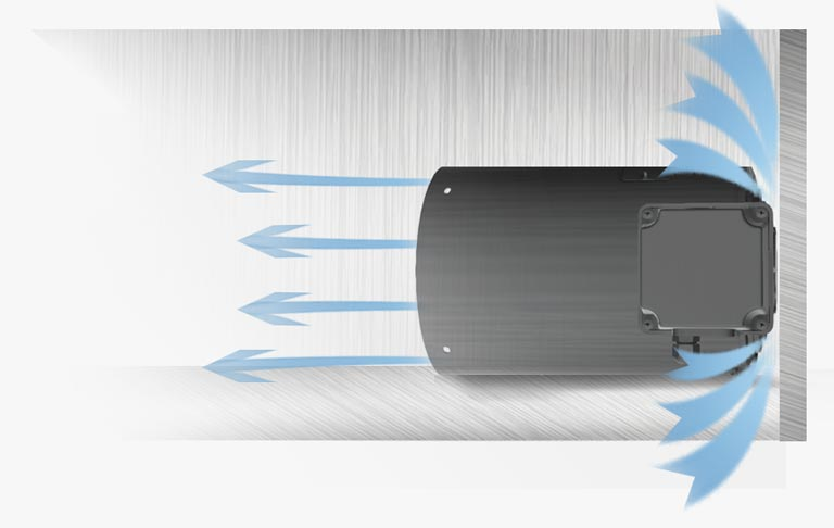 STARK CAS Compact Airflow System
