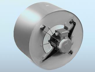 STARK Ventilation Custom fans increased air volume