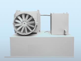 STARK Ventilation Custom fans Air-water